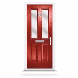 UPVC Panel Door  sc 1 st  IndiaMART & UPVC Doors in Ernakulam Kerala | Unplasticized Polyvinyl Chloride ...