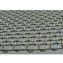 Square Shaped Flexible Wire Mesh Conveyor Belt