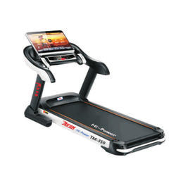 TM-359 DC Motorised Treadmill
