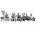 Automatic Line Pouch Packing Swedish Machine