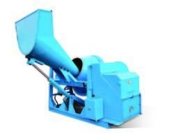 Electric cement concrete mixer