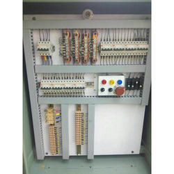 Industrial PLC Automation Panel