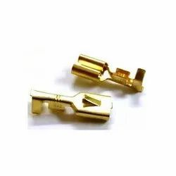 Brass Auto Electrical Terminals