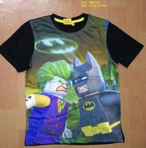 0b107d8c823 Multi Branded Kids T-Shirts, Rs 90 /piece, Stitches Apparels | ID ...