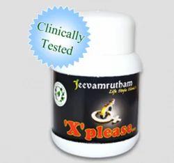 Jeevamrutham 'x' Please 500 Mg Capsules, Packaging Type: Jar