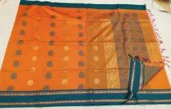 Silk Cotton Sarees Below Rs 1,500