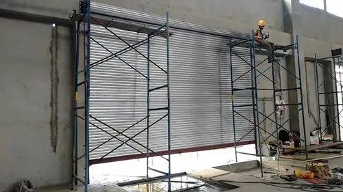 Rolling Shutter Automation, Dimension/Size: 20 Ft X 30 Ft