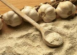 Brown Instant Garlic Powder