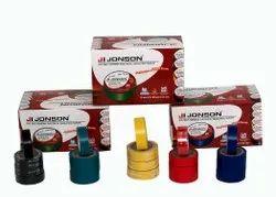 Jonson Single Sided PVC Tapes, 20 Mtr