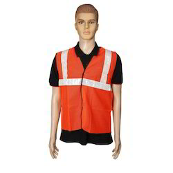 Nova Safe Reflective Safety Jacket 2 Inch Net