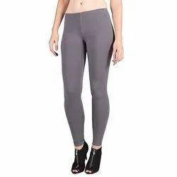 Hirshita Cotton Ladies Stretchable Legging, Size: Free Size