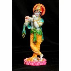 Fiber Krishna Idol