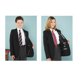 School Uniform Matty Suiting Fabric