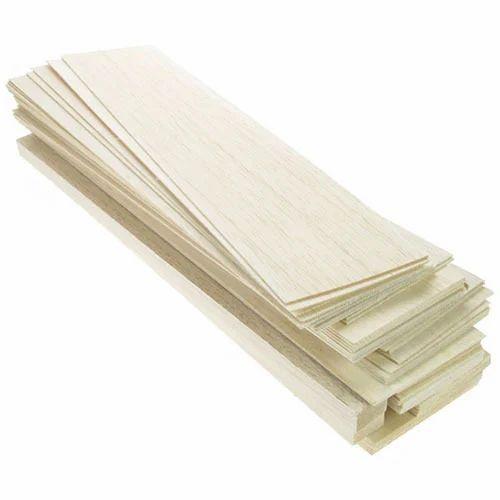 Wholesale Trader of Balsa Wood Sheets & Balsa Wood Block by