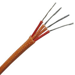 Fiber Glass Insulated Thermocouple Wire