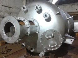 MS Limpet Pressure Vessel, Capacity: 0-20 and 20-100 L