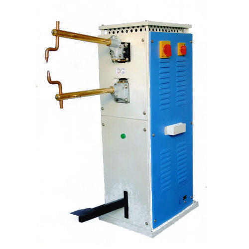 Single Side Spot Butt Welding Machine