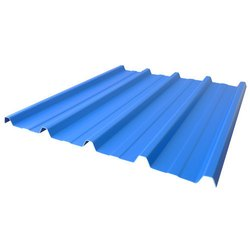 Trapezoidal Roof Profile Sheets