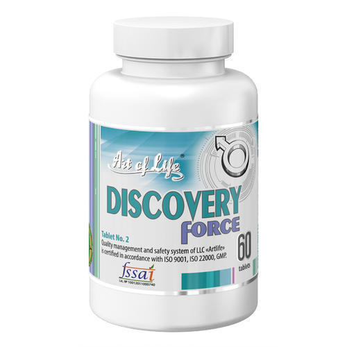 Artlife - Discovery Force 120 Tablets