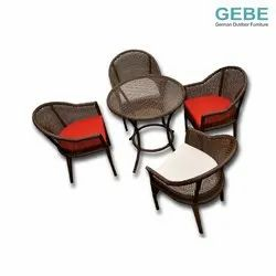GEBE Outdoor Dining Set