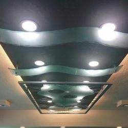 Ceiling Glass (Bend Glass)