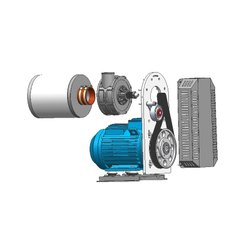 High Pressure Blower for Drying