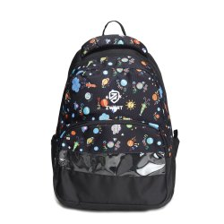 Jupiter-S-Black School Bag