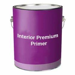 Liquid Interior Premium Primer, Packaging: 5 Litre