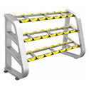 Beauty Dumbell Rack 3 Story