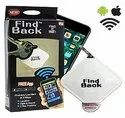 Find Back Wireless Anti-Lost GPS Tracker Key Wallet Reminder Alarm, Sound Light 2 Way Tracking, Mini
