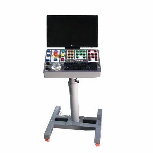 Single Phase Ac Supply CNC Control Panel, 220 V