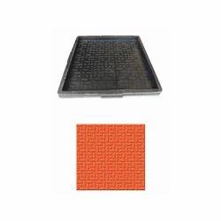 Mega Stone Floor Tiles Rubber Mould