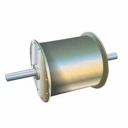 Standardized 300 To 400mm Permanent Magnetic Pulley, Capacity: 1 ton, Packaging Type: Box