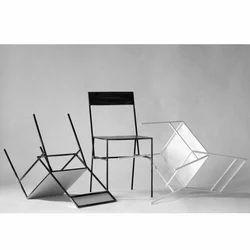 Mild Steel Restaurant Chairs