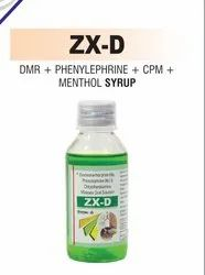 ZX-D Cough Syrup, 100 ml