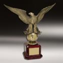 9 Inch Metal Trophy