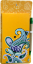 Fridge Magnet Note Pad With Pen