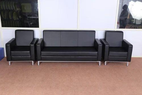 Office Reception Sofa Set Waiting