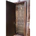 Double Layer Security Door