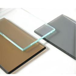 Transparent CE Clear Extra Clear Tinted Float Glass