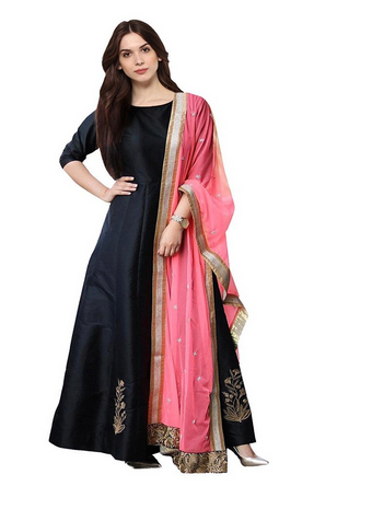 a6200d4ba Anarkali Suits For Womens Ethnic Wear Semi-Stitched ...