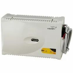 Three Phase V Guard Voltage Stabilizer, Current Capacity: 12 A, Warranty: 3 Years