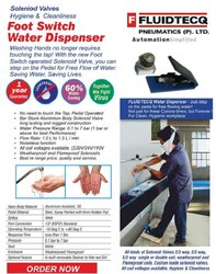 Domestic Water Dispenser