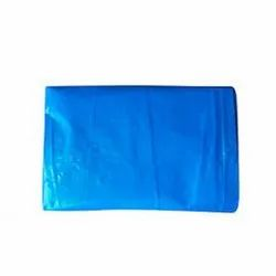 Blue Plastic Cover, Packaging Type: Packet