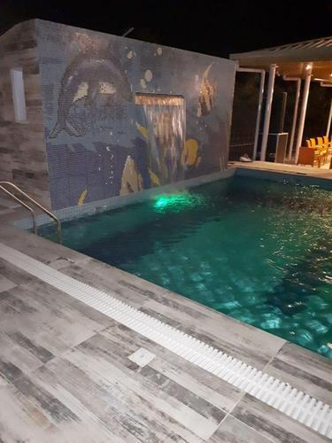 Swimming Pool Under Water Light