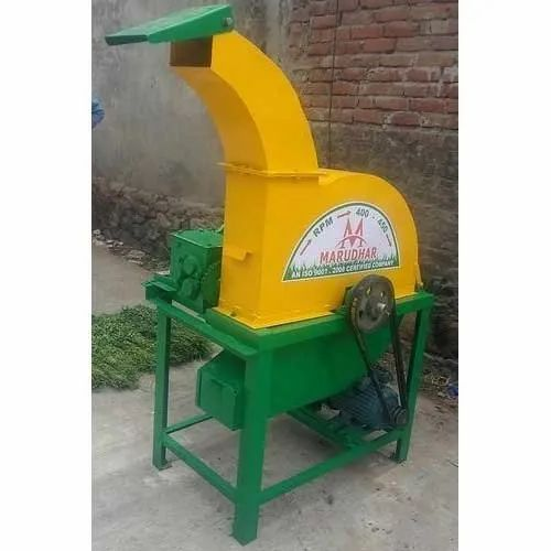 High Speed Chaff Cutter