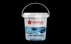 Star Aqua Shield - Waterproof Acrylic Paint For Roof And Walls