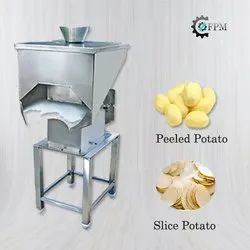 Potato Cutting Machine