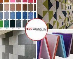 Plain Polyester Fiber Acoustic Panel