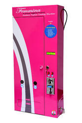 Duplex Sanitary Napkin Vending Machine